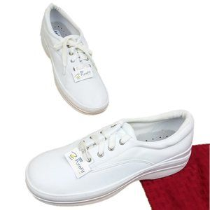 Keds Stretch White Sneakers Purefit System New